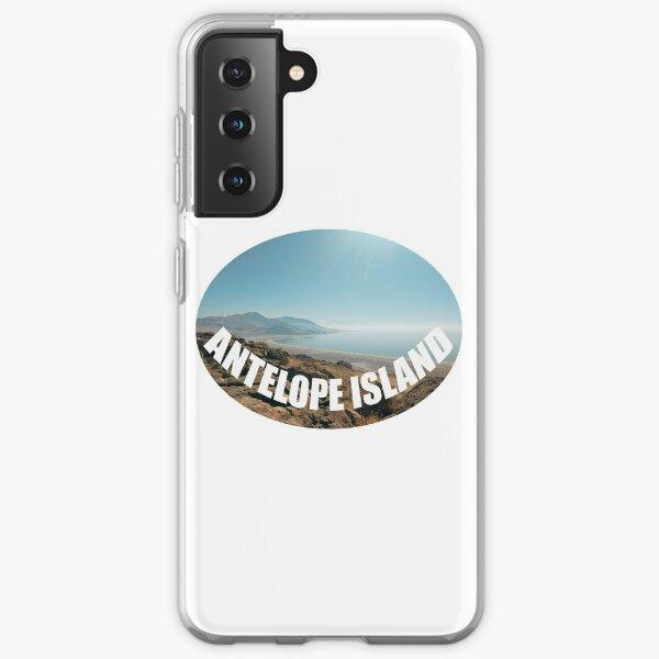 Antelope Island, Utah  Samsung Galaxy Soft Case