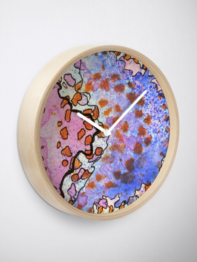 Alternate view of 4, Inset A Clock
