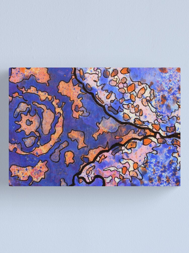 Alternate view of 4, Inset B Canvas Print