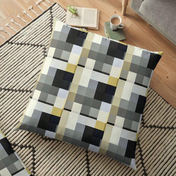 Graphic Mix Floor Pillow