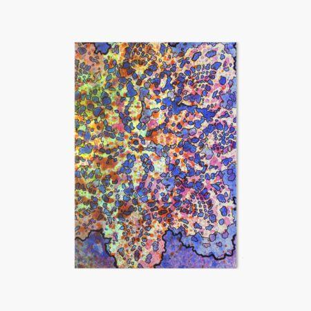 5, Inset A Art Board Print