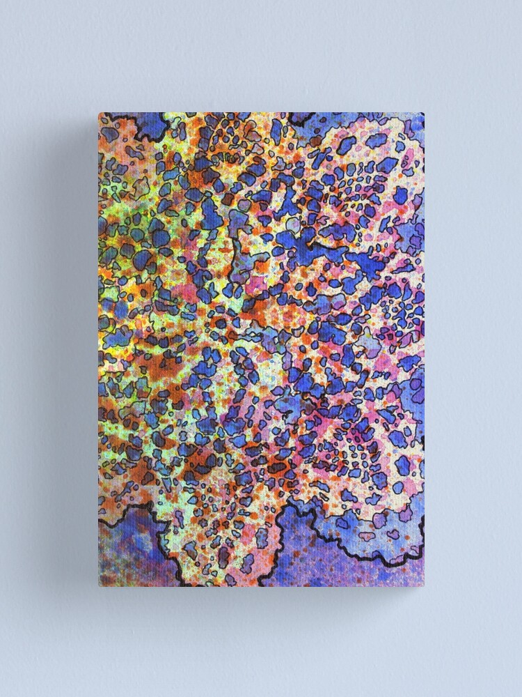 Alternate view of 5, Inset A Canvas Print