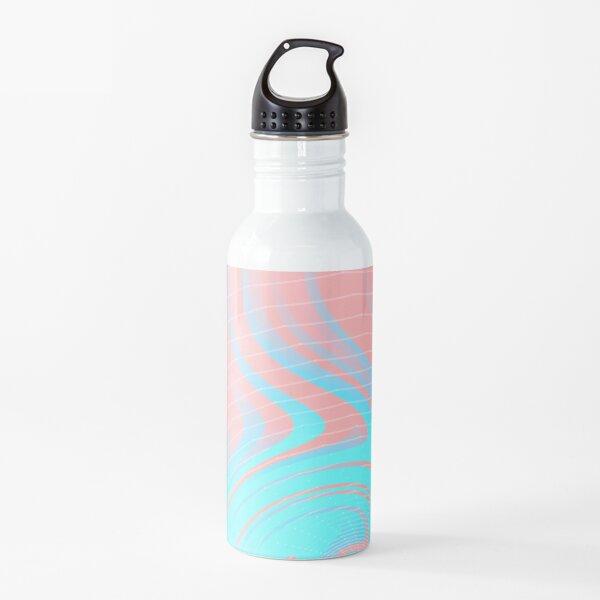 Incognito Trans Pride Swirl Water Bottle