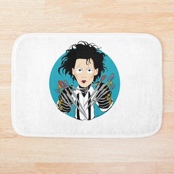 Eduardo Scissorhands, Edward Scissorhands Bath Mat