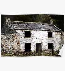 Derelict in the Dales Poster