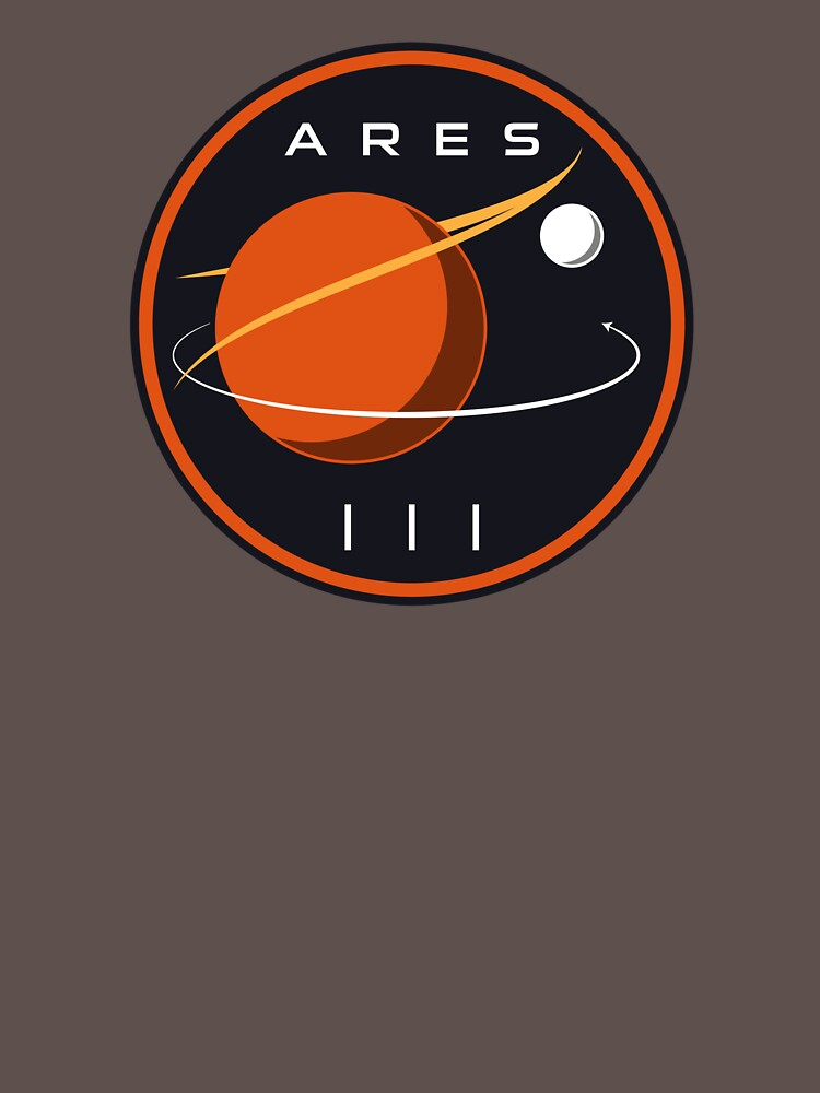 TShirtGifter presents: ARES III - The Martian | Unisex T-Shirt