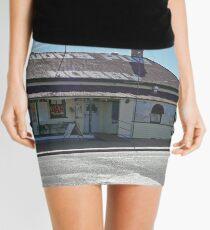 Rudd's Pub, Nobby, Qld, Australia Mini Skirt