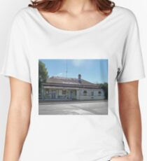 Rudd's Pub, Nobby, Qld, Australia Women's Relaxed Fit T-Shirt