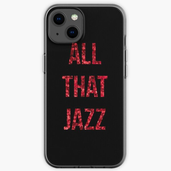 All that Jazz iPhone Soft Case