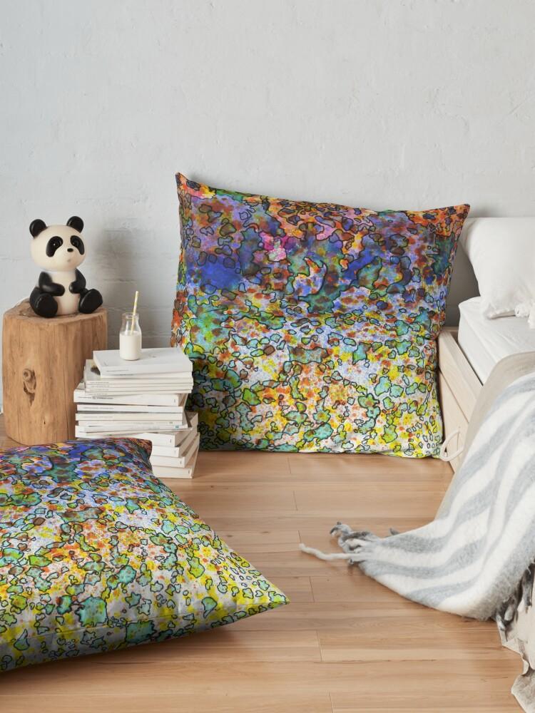Alternate view of 5, Inset C Floor Pillow