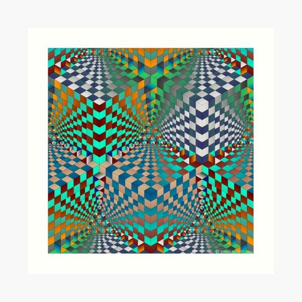 ESM 260a Art Print
