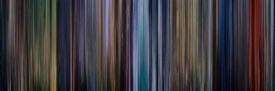 Moviebarcode: Bambi (1942) by moviebarcode