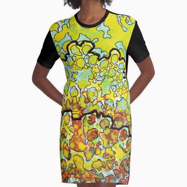 6, Inset A Graphic T-Shirt Dress