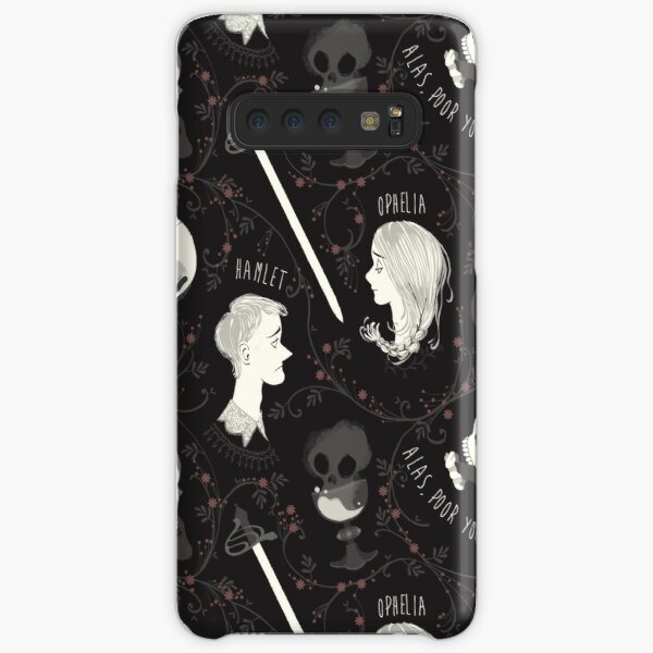 Shakespearean pattern - Hamlet Samsung Galaxy Snap Case