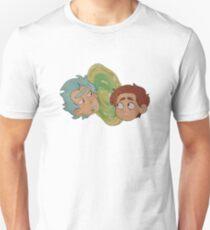 Rick And Morty - Portal Unisex T-Shirt