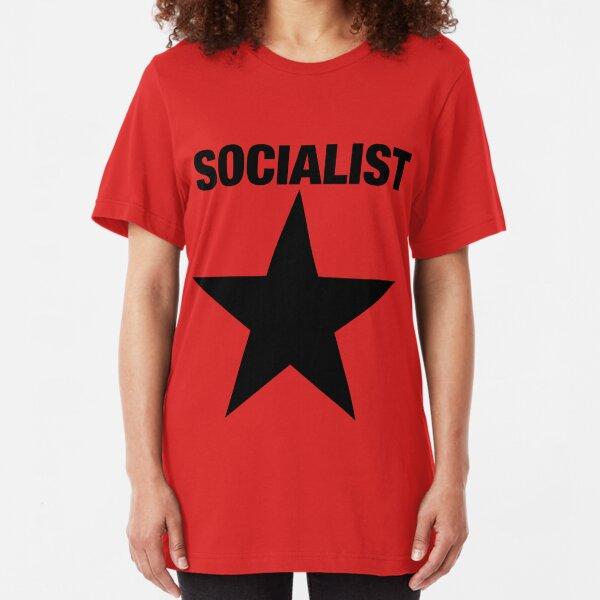 SOCIALIST Slim Fit T-Shirt
