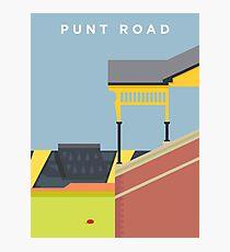 Punt Road Photographic Print