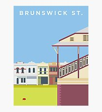 Brunswick St. Photographic Print