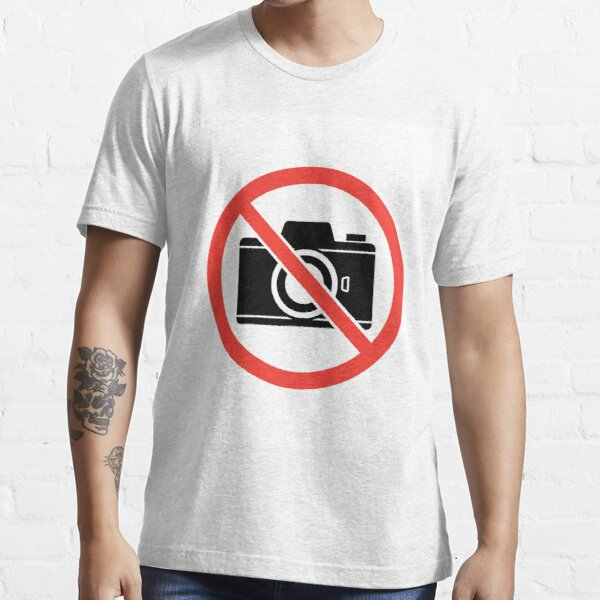 No Pictures Essential T-Shirt