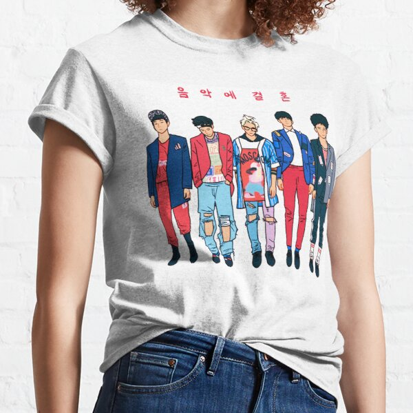 SHINee - Married to the Music Classic T-Shirt