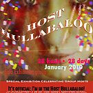 Host Hullabaloo by Geraldine (Gezza) Maddrell