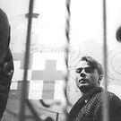 1983 - zurich: at the red factory by Ursa Vogel
