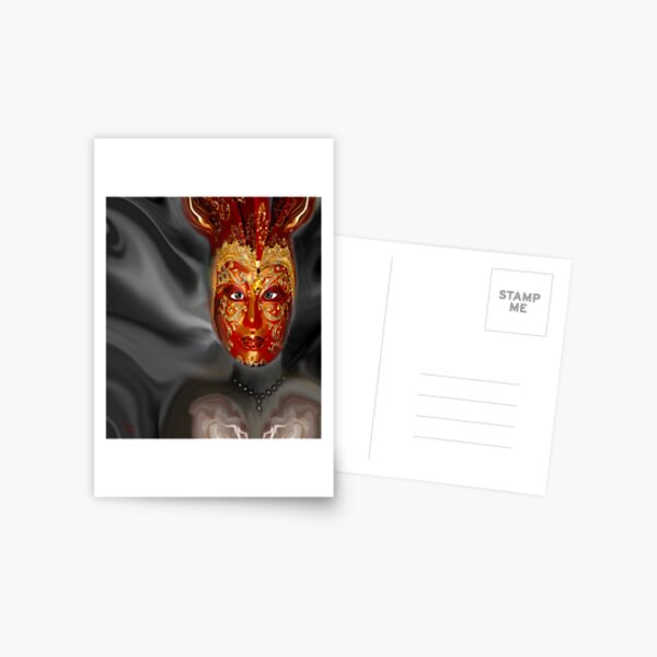 I will be your worst nightmare Postcard