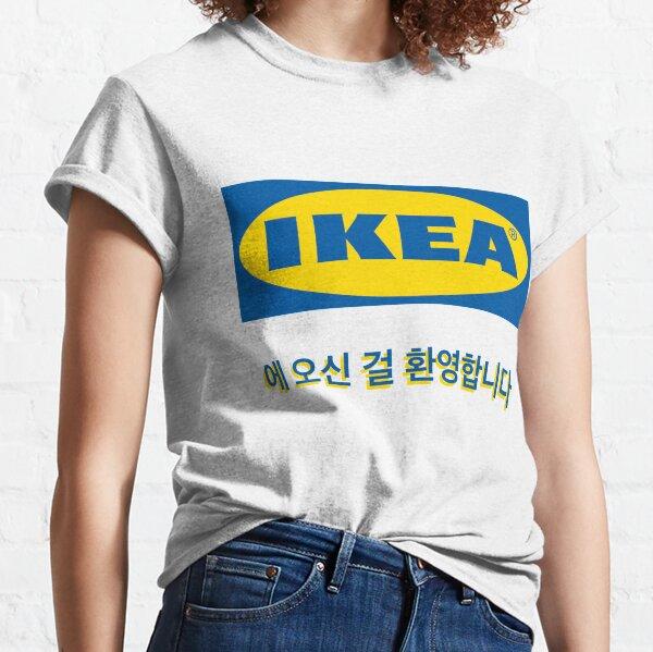 welcome to ikea korea Classic T-Shirt