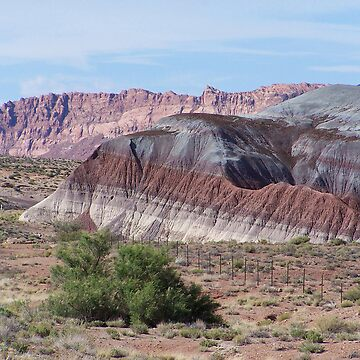 Painted Desert by loislame