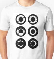 The Australian Test Cricket Grounds Series Portrait Unisex T-Shirt