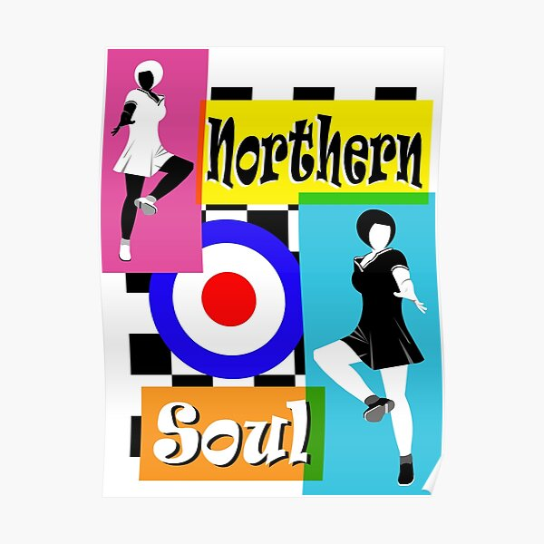 Northern Soul #1 Poster