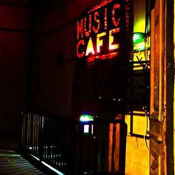 Music Cafe, Kecskemét by whosekidding