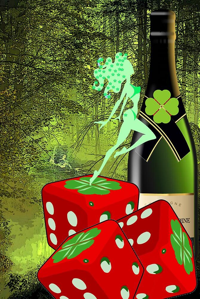 LUCK O THE IRISH  by Tammera