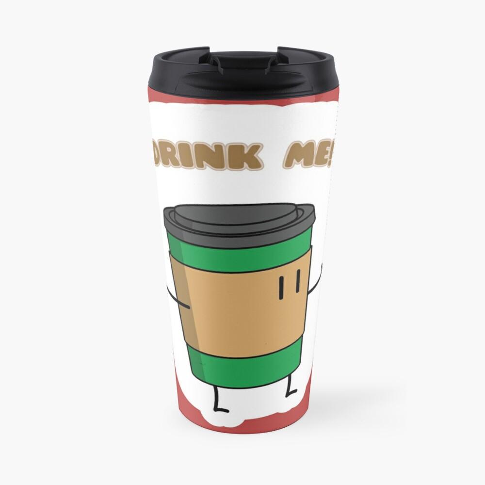 Drink Me! Travel Mug