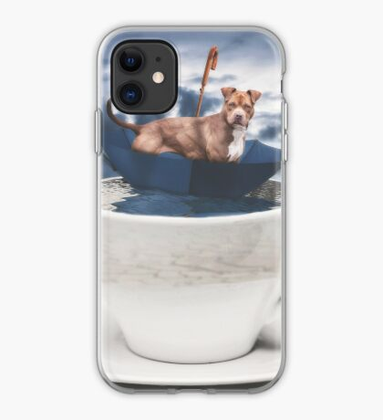 Sudden Storm iPhone Case