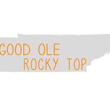Tennessee Rocky Top de tklegin97