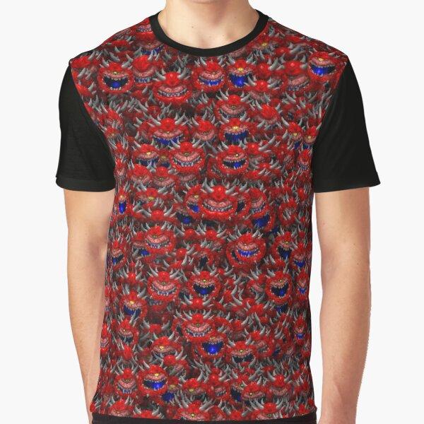 Cacodemons from Doom Graphic T-Shirt