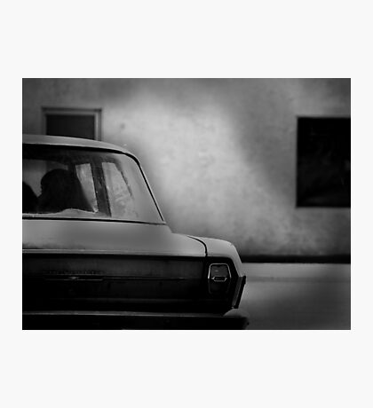 The Old Chevy Keeps on Rolling Photographic Print