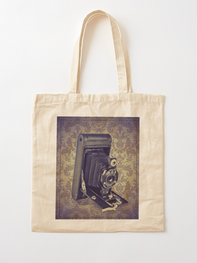 Alternate view of Kodak Hawkeye Camera - Vintage Color Tote Bag