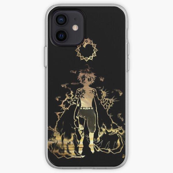 Meliodas - Sept péchés capitaux Coque souple iPhone