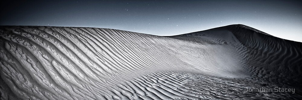 ∞ Textured Desert ∞ by Jonathan Stacey
