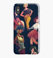 Cool Girls iPhone Case