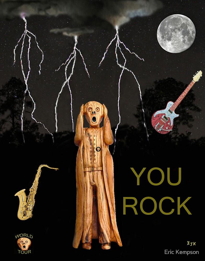 The Scream World Tour  Scream Rocks You Rock  by Eric Kempson
