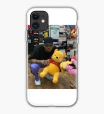 Young Chris Brown iphone case