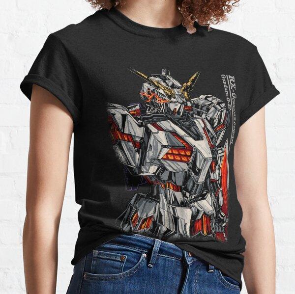 GUNDAM UNICORN RX-0 Classic T-Shirt