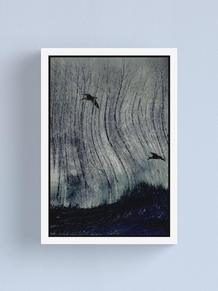 Alternate view of Freedom Flight Canvas Print