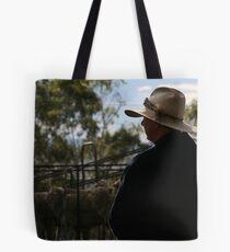 Aussie Stockman Tote Bag