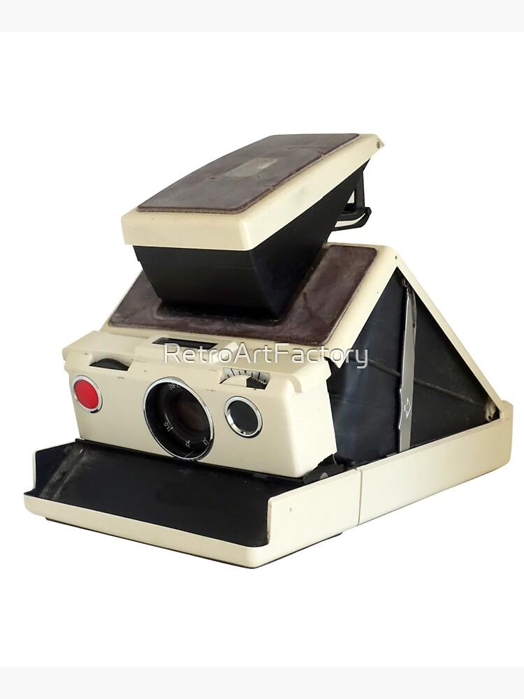 Polaroid SX-70 Camera by RetroArtFactory