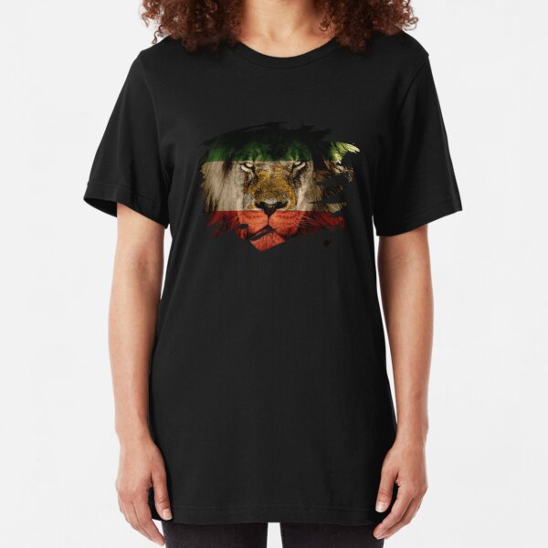 Isfahan Vintage City Adult Cotton T-shirt