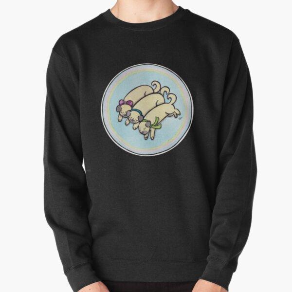 Snug as a Pug on a Rug Pullover Sweatshirt